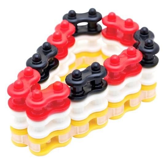 ตัวต่อจิเอโบะ 10AC ชุด Sweet & Fruit จากญี่ปุ่น ช่วยพัฒนาสมอง กล้ามเนื้อมัดเล็ก สำหรับเด็ก 3 ขวบขึ้นไป