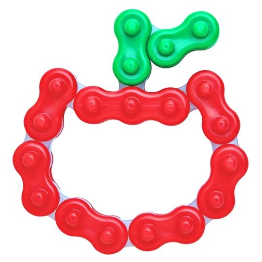 ตัวต่อจิเอโบะ Chieblo 10AC ชุดของหวานและผลไม้ มะเขือเทศ จากญี่ปุ่น ช่วยพัฒนาสมอง กล้ามเนื้อมัดเล็ก สำหรับเด็ก 3 ขวบขึ้นไป