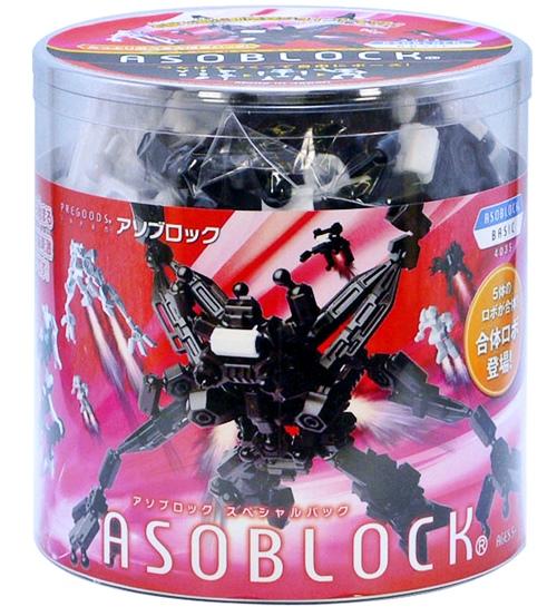 อโซบล็อค ASOBLOCK 403S ของเล่นเสริมพัฒนาการจากญี่ปุ่น พัฒนาสมอง กล้ามเนื้อมัดเล็ก