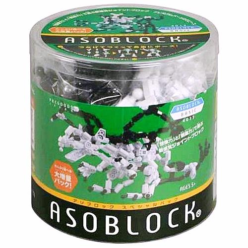 อโซบล็อค ASOBLOCK 401S มังกรบิน ของเล่นเสริมพัฒนาการจากญี่ปุ่น พัฒนาสมอง กล้ามเนื้อมัดเล็ก