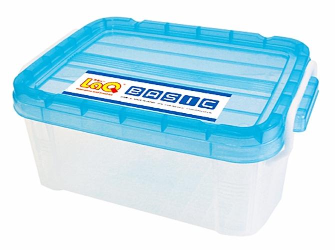 LaQ Basic 801 กล่องพลาสติค ลาคิว เบสิค 801 ตัวต่อ เสริมพัฒนาการ จากญี่ปุ่น