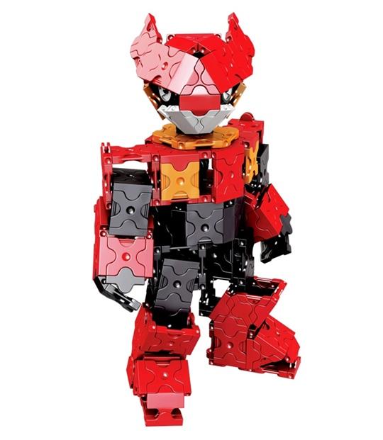LaQ Robot Alex ลาคิว หุ่นยนต์ อเล็กซ์ ของเล่น พัฒนาสมอง พัฒนากล้ามเนื้อมัดเล็ก
