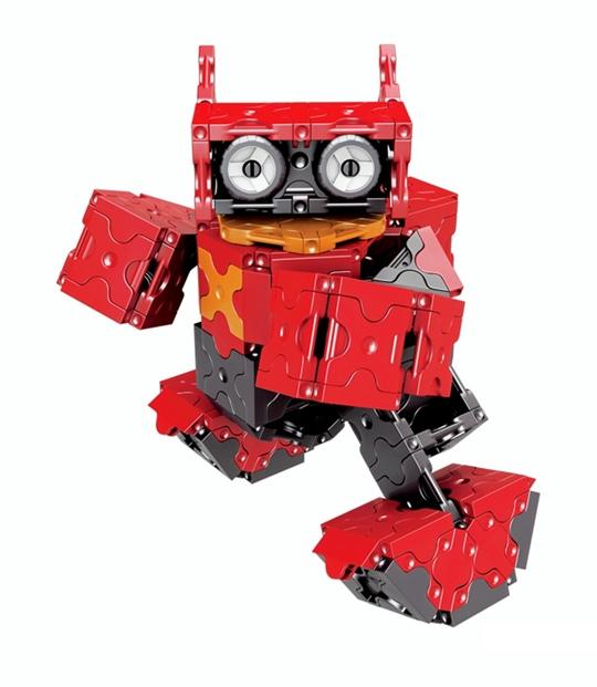 LaQ Robot Alex model ลาคิว หุ่นยนต์ โมเดล เสริมทักษะ เสริมพัฒนาการเด็ก ญี่ปุ่น