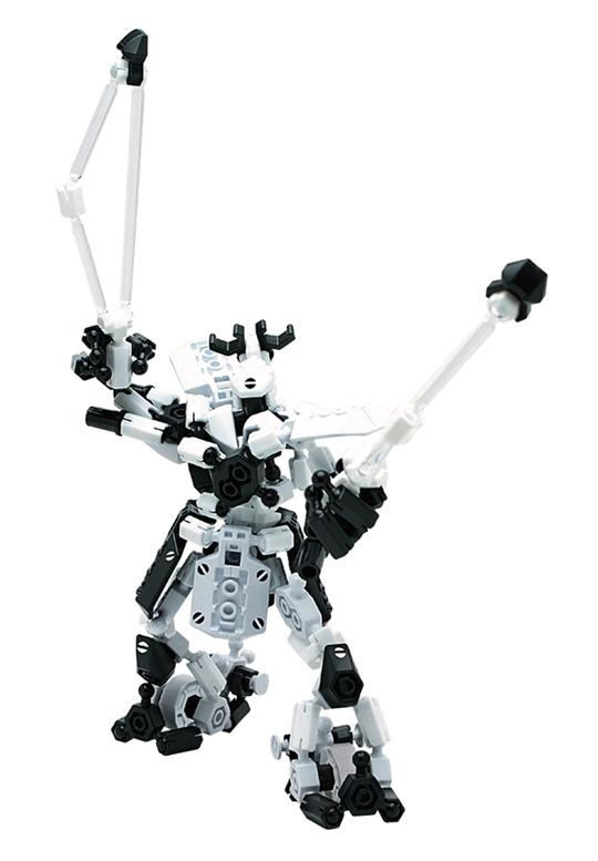 Asoblock Robot 25MB อโซบล็อค ชุดหุ่นยนต์ 3 in 1 ของเล่น เสริมทักษะ จากญี่ปุ่น