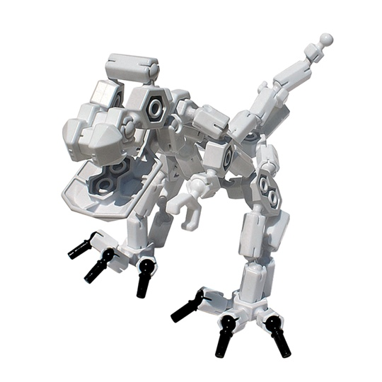 Asoblock 15KA Dinosaur อโซบล็อค ไดโนเสาร์ โมเดล ของเล่น เสริมทักษะ พัฒนาสมอง