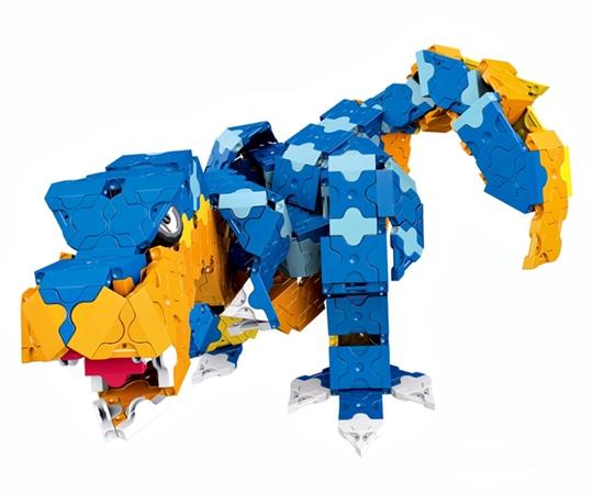 ไดโนเสาร์ ทีเร็กซ์ T-Rex ของชุด Dino Kingdom