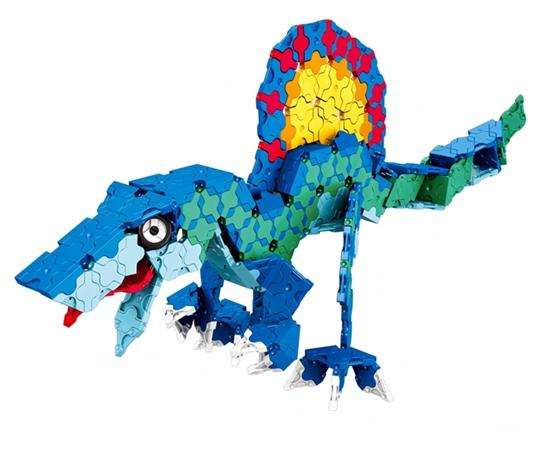 ไดโนเสาร์ ของชุด LaQ Dinosaur World Dino Kingdom