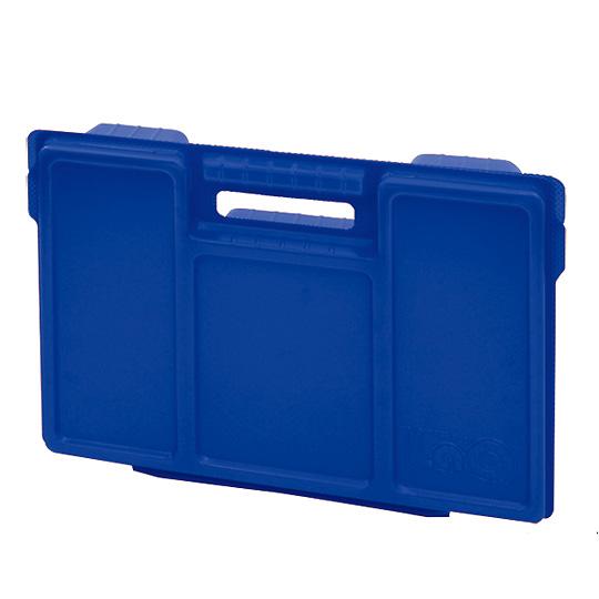 LaQ Bonus Set 2018 Blister case ลาคิว โบนัส กล่องพลาสติก สีน้ำเงิน ของเล่น ญี่ปุ่น