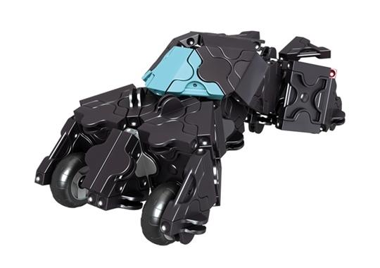 โมเดลรถยนต์แบบที่ 5 ของตัวต่อลาคิว ชุด รถแข่งสีดำ LaQ Black Racer