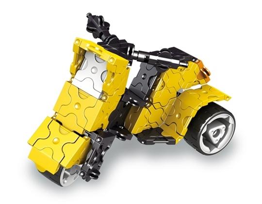 โมเดลรถยนต์แบบที่ 3 ของตัวต่อลาคิว ชุด รถบรรทุกขนาดยักษ์ - LaQ Monster Truck