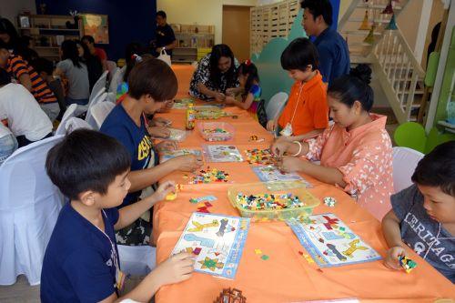 กิจกรรม ของเล่น เสริมทักษะ ลาคิว LaQ Mini Workshop เสริมพัฒนากรสมอง ผลิตในญี่ปุ่น