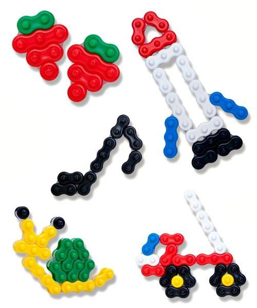 โมเดลแบบ 2 มิติ ของตัวต่อจิเอโบะ ของเล่นเสริมพัฒนาการเด็กจากญี่ปุ่น ช่วยพัฒนากล้ามเนื้อมัดเล็ก เสริม IQ, EQ