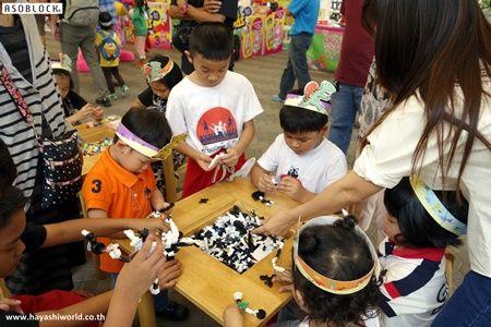 Asoblock Play ของเล่น ตัวต่อ เสริมพัฒนาการเด็ก จากญี่ปุ่น อโซบล็อค