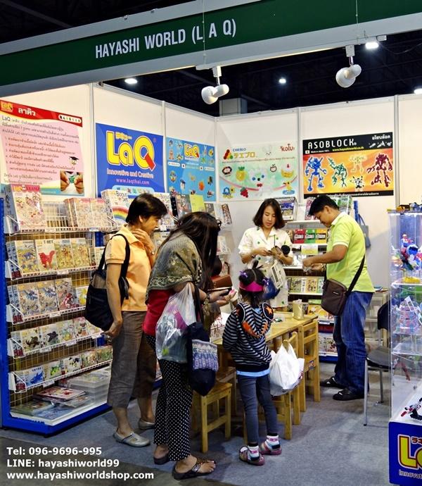ลาคิว ฮายาชิเวิลด์ อโซบล็อค จิเอโบะ KidsCovery 2016 ของเล่น ญี่ปุ่น ตัวต่อเสริมทักษะ