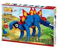 ตัวต่อลาคิว LaQ Dinosaur Stegosaurus ไดโนเสาร์ สเตโกซอรัส ของเล่น สื่อเสริมทักษะ จากญี่ปุ่น เด็กผู้ชาย