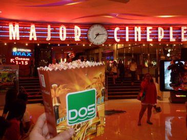 DOS จัดงานเลี้ยงขอบคุณร้านค้า ประจำปี ที่ Major Cineplex รัชโยธิน