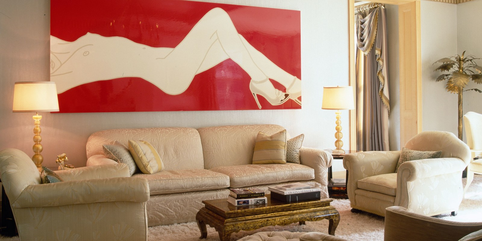Kim Cattrall's New York City Apartment
