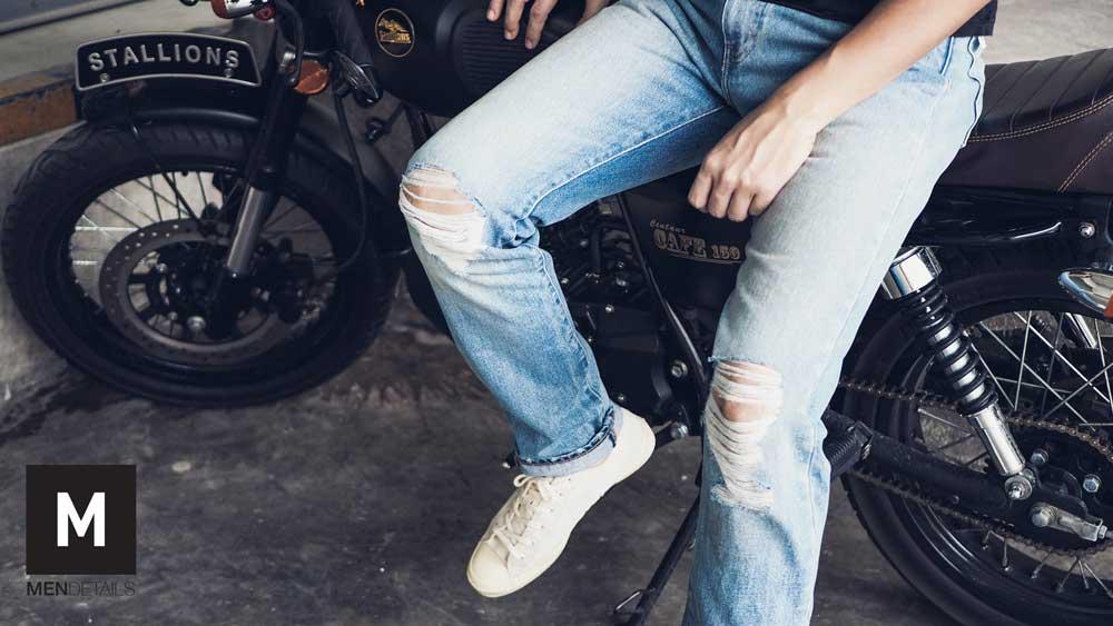 กางเกงยีนส์ Trend 2017