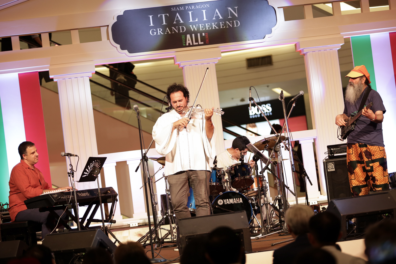 Siam Paragon Italian Grand Weekend