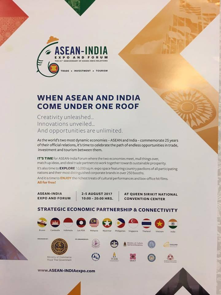 ASEAN-India Expo and Forum 2017