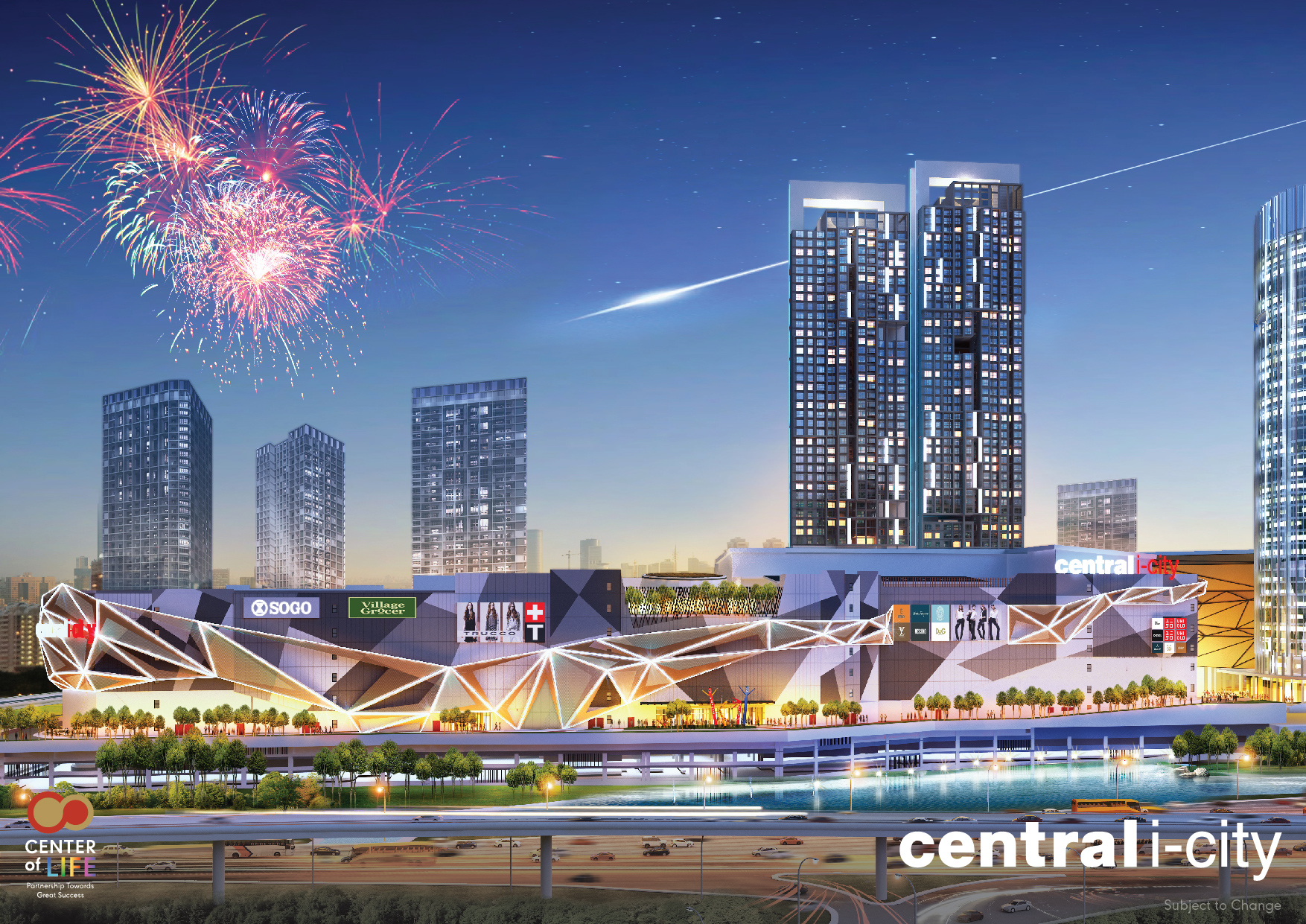 "CPN ชู ""Co-Create Center of Life"" ภายในปี 2022"