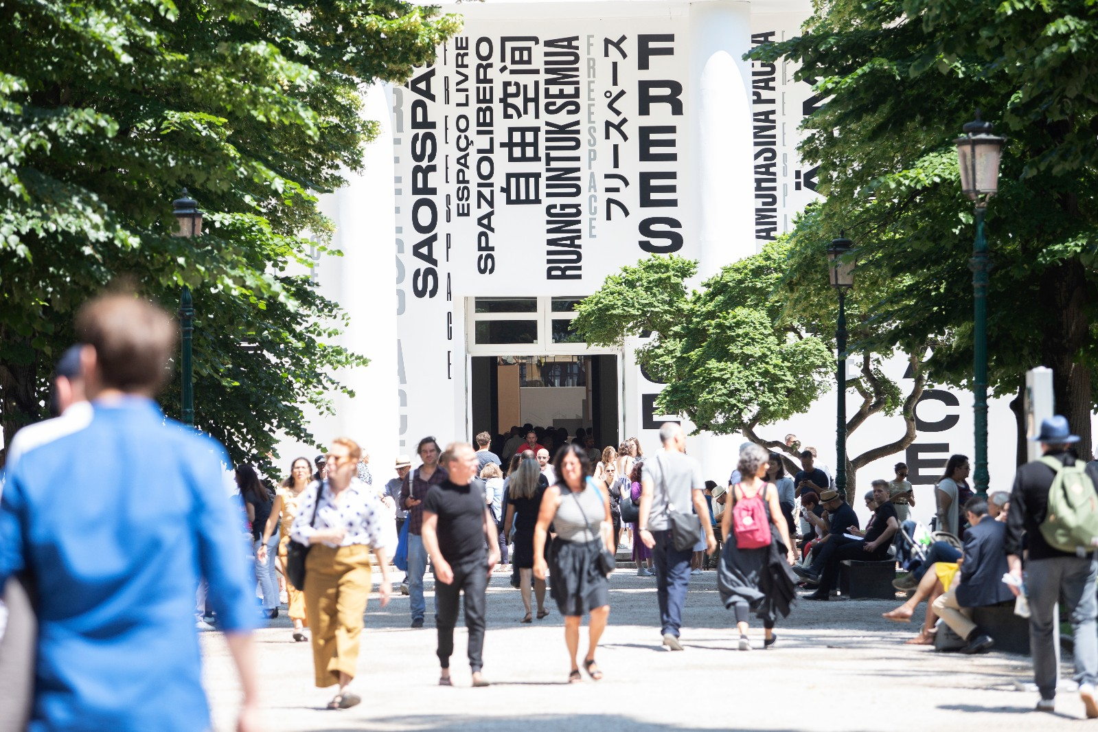 The 16th International Architecture Exhibition - La Biennale di Venezia