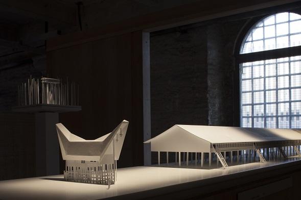 รางวัลนิทรรศการสถาปัตยกรรมนานาชาติ ครั้งที่ 16 - เวนิส เบียนนาเล