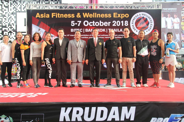 ตลาดสินค้าเพื่อสุขภาพและการออกกำลังกายไทย  ทะยานสู่ 2แสนล้าน โตต่อเนื่อง 5 ปี ไม่น้อยกว่าปีละ 5%