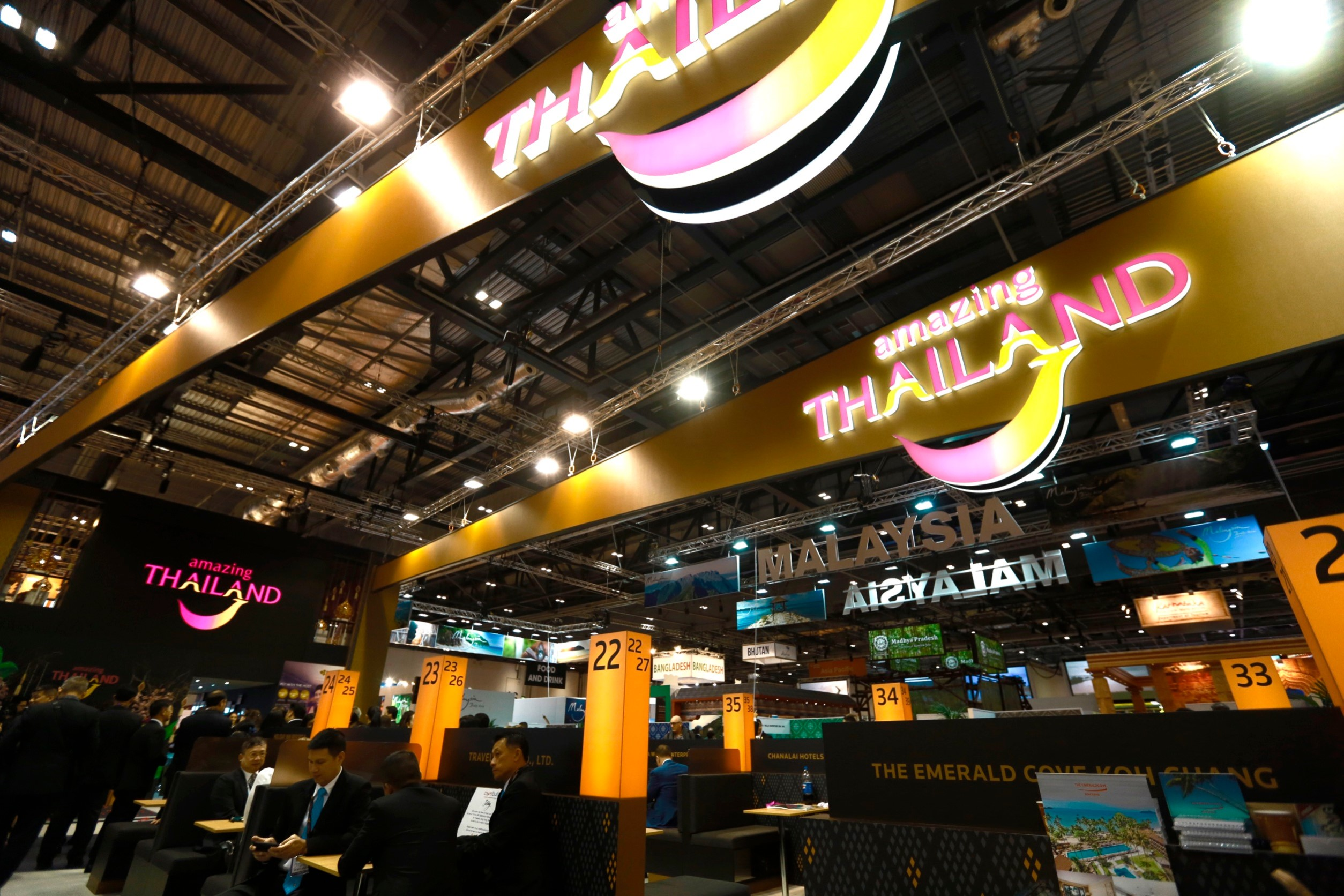 The 38th World Travel Market (WTM) 2018