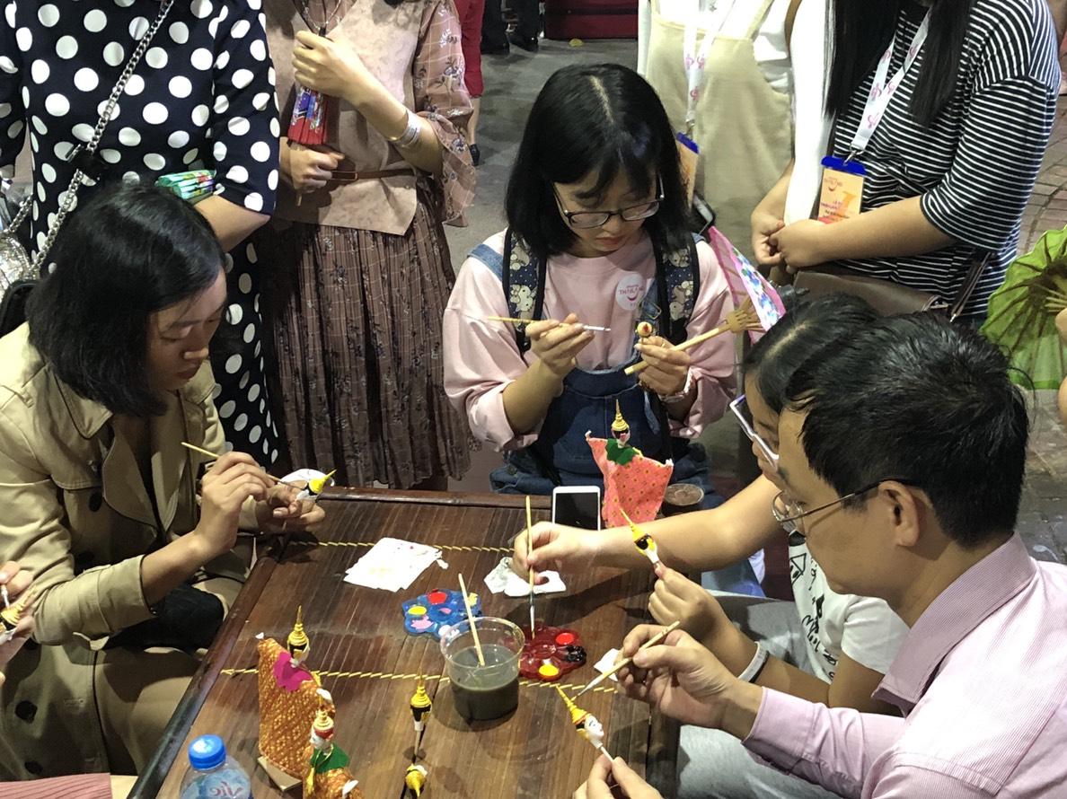 ททท.ขนทัพวัฒนธรรมไทยบุกกรุงฮานอย