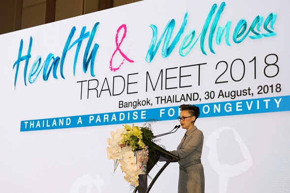 Amazing Thailand Health and Wellness Trade Meet 2018