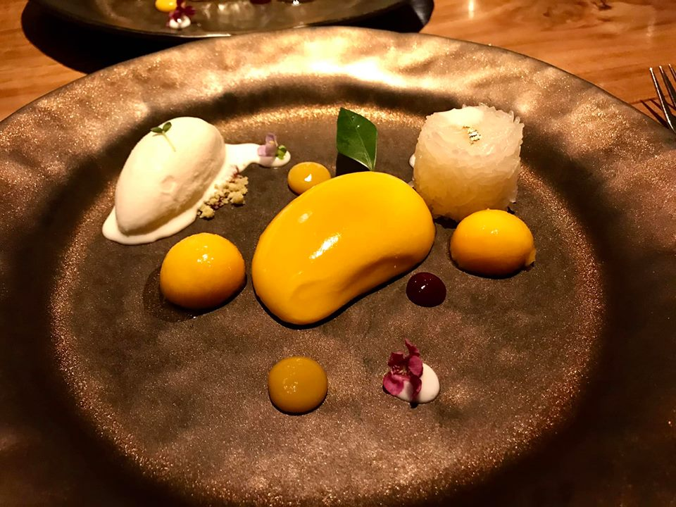R Haan - 1 Michelin Star, Bangkok