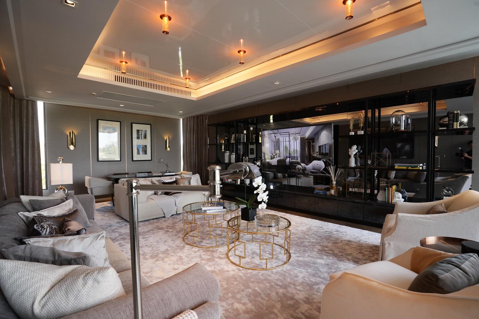 เมเจอร์ ดีเวลลอปเม้นท์ ลุยตลาดบ้านเดี่ยวระดับ Super Luxury
