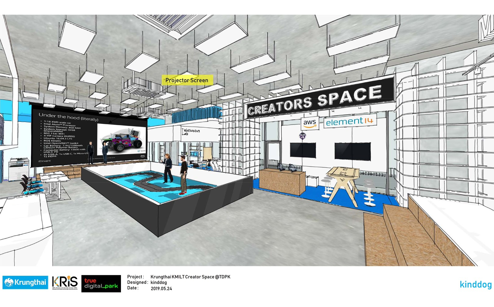 Creator Space (NEXT)