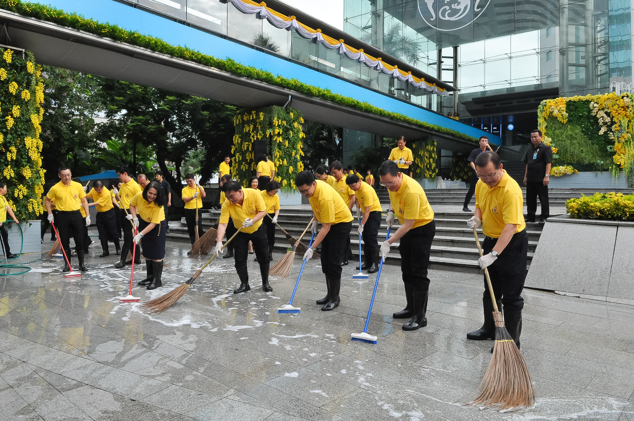 กรุงไทยจัดกิจกรรมเฉลิมพระเกียรติ วันเฉลิมพระชนมพรรษาในหลวงรัชกาลที่ 10