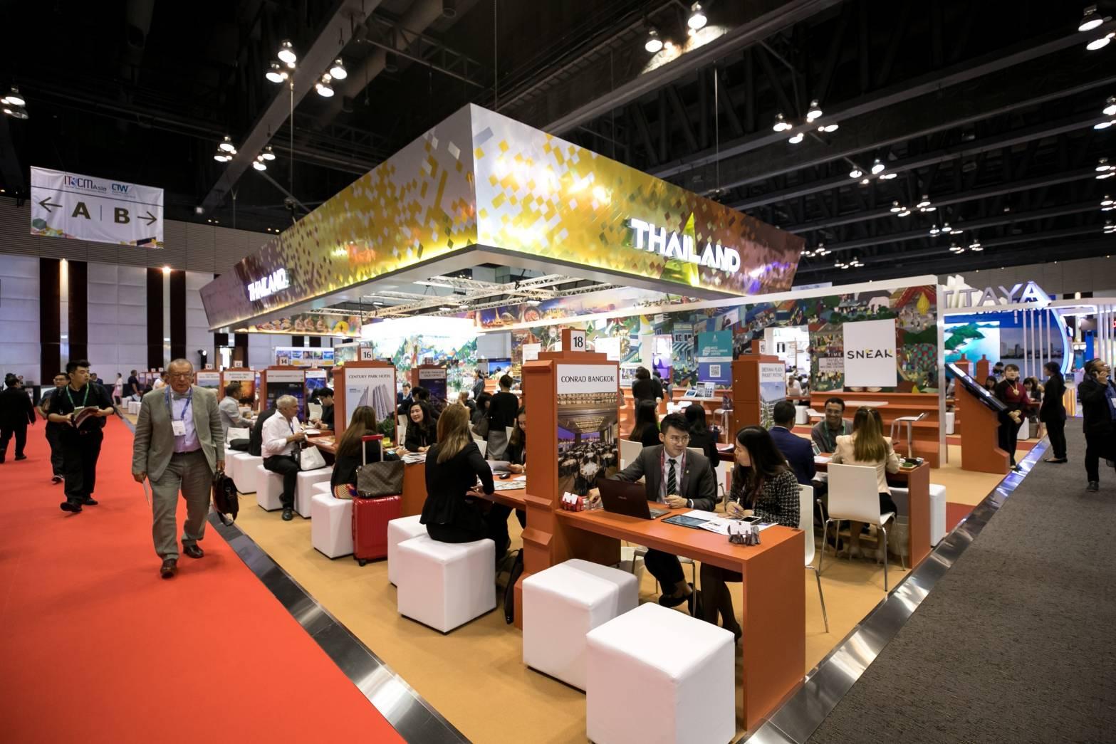 ทีเส็บชู 4Ms ในตลาดไมซ์โลก