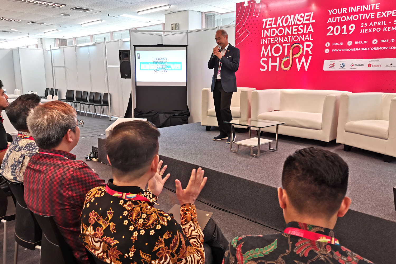"""MOTOR EXPO"" จับมือ มอเตอร์โชว์ อินโดนีเซีย พาภาคธุรกิจไทยเข้างาน ""IIMS 2019"""