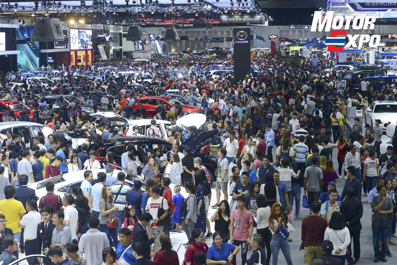 เปิดฉาก MOTOR EXPO 2019 รวมรถยนต์ รถจักรยานยนต์ 60 แบรนด์ ระดมโปรแรงส่งท้ายปี