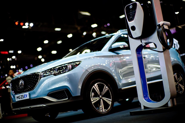 รถยนต์พลังงานไฟฟ้า หรือ EV ในงาน Motor Expo 2019