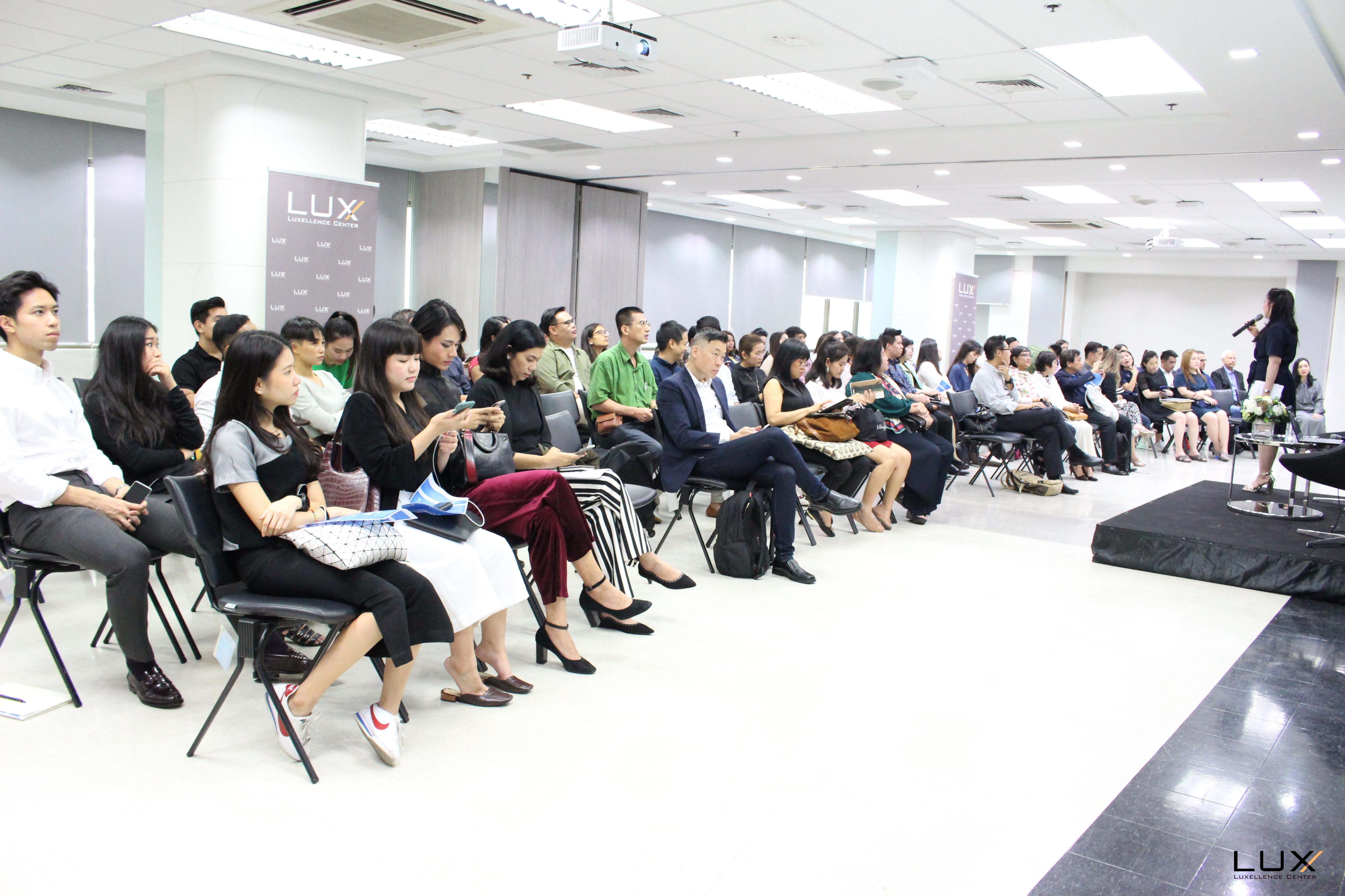 Luxellence Center จัดสัมมนาอัพเดทเทรนด์สินค้าแบรนด์หรู