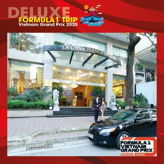 Vietnam Grand Prix 2020 กับ Deluxe Formula1 TRIP