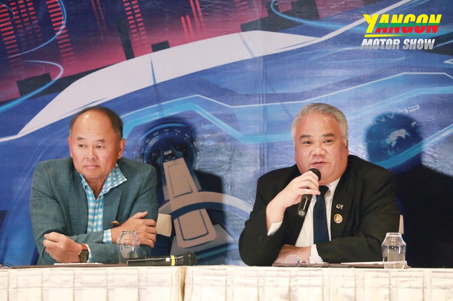 GPI โชว์ความพร้อมจัดงาน The 2nd Yangon International Motor Show 2020