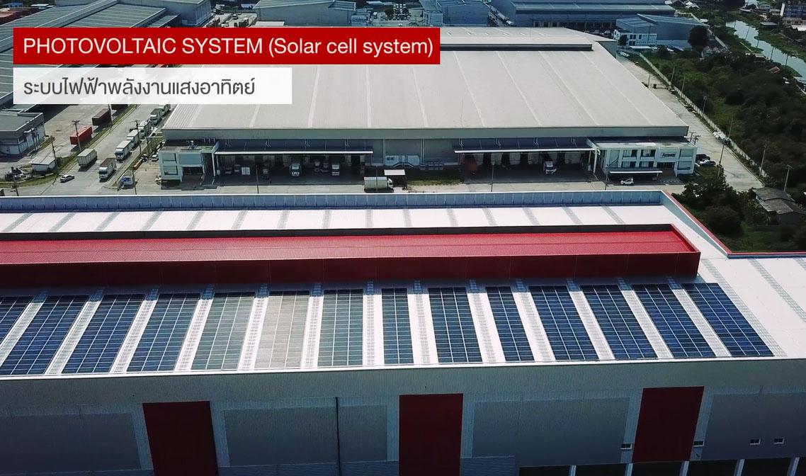 """""""ศูนย์กระจายสินค้า บางนา-ตราด"""" ของ เฮเฟเล่ ประเทศไทย ได้ใบรับรอง """"DGNB"""" อาคารอนุรักษ์พลังงาน"""