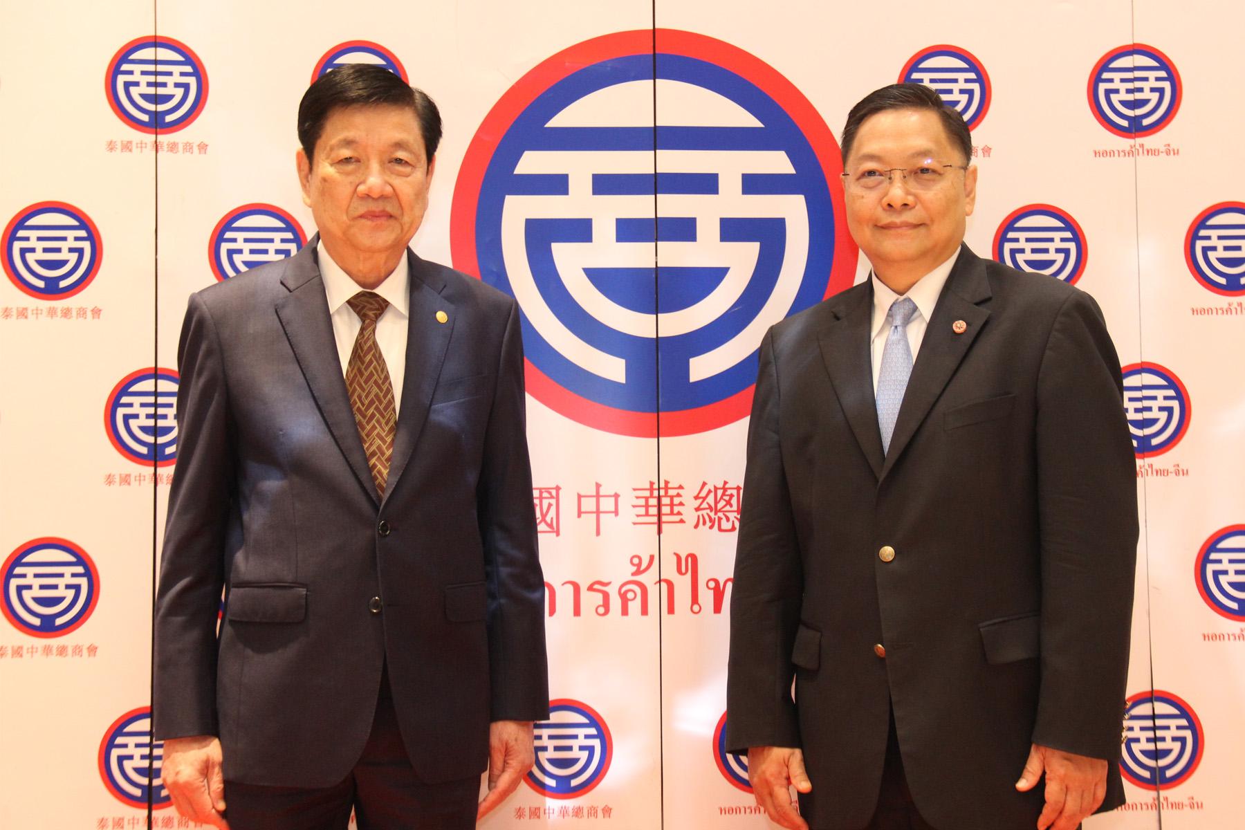 ดัชนีหอการค้าไทย-จีน คาดเศรษฐกิจไทยไตรมาส 2 โตต่อเนื่อง