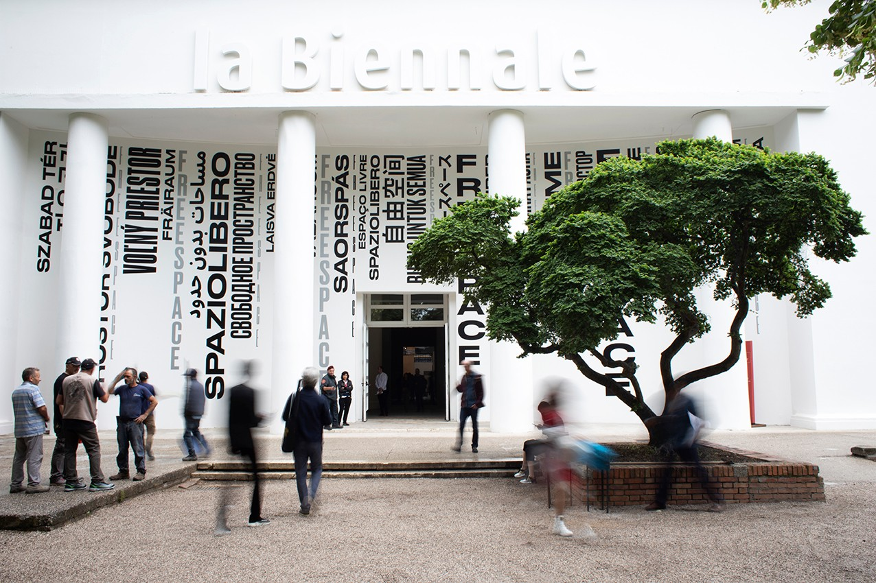 FREESPACE : 16th International Architecture Exhibition-La Biennale di Venezia