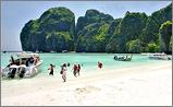 ทัวร์นอนเกาะพีพี 2 วัน 1คืน_ทัวร์้กาะพีพีค้างคืนที่เกาะพีพี