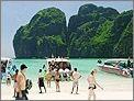 แพ็คเกจทัวร์ภูเก็ต 4 วัน 3 คืน เกาะพีพี - เกาะไข่ - อ่าวพังงา เกาะปันหยี
