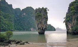 เกาะตาปู อ่าวพังงา