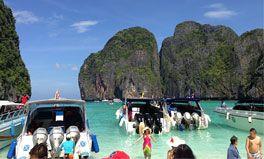 เกาะพีพี อ่าวมาหยา 1 วัน