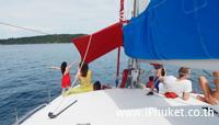 ������������ - ���� Sailing Catamaran